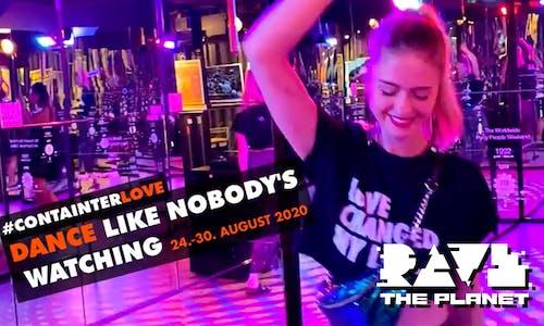 #ContainerLove – Dance Like Nobody's Watching