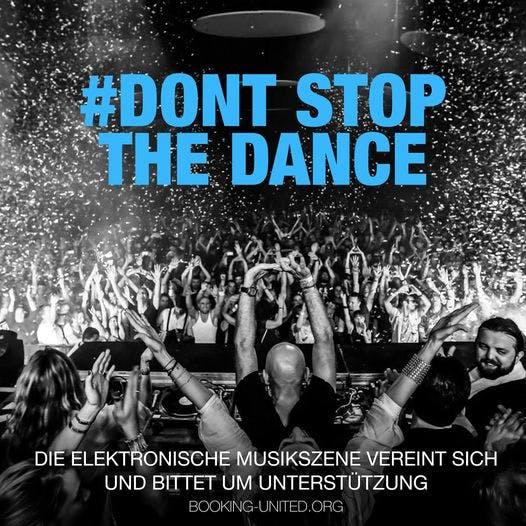 dont stop the dance instagram tile