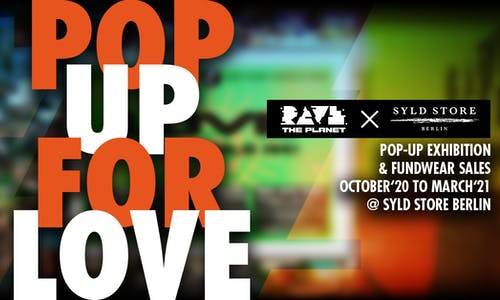 POP UP FOR LOVE