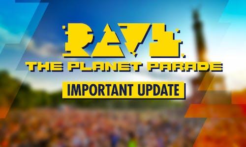 Wichtiges Parade Update